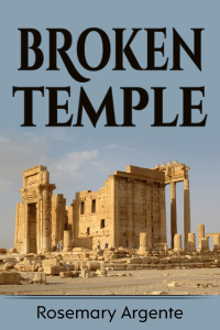 broken temple by rosemary argente