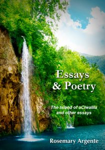 essays and poetry by rosemary argente