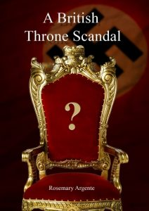 a british throne scandal by rosemary argente